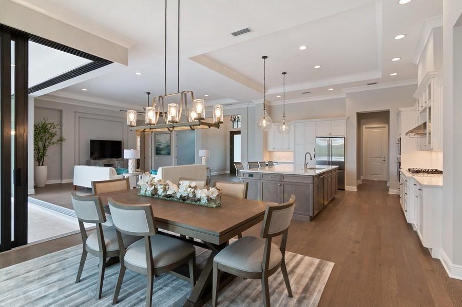 Real Estate Photography - 5420 Greenbrook Drive, Sarasota, FL, 34238 - Kitchen/Dining