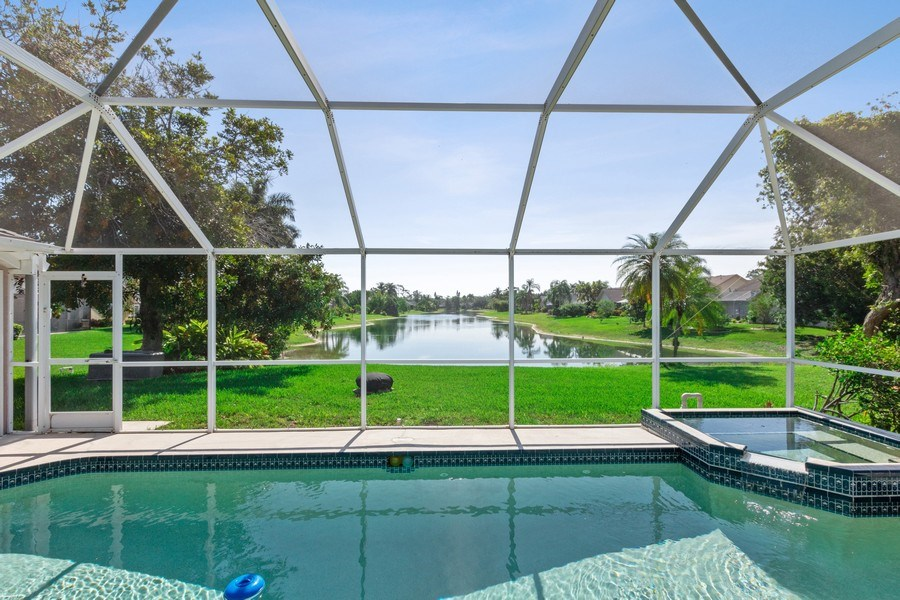 Real Estate Photography - 6520 Highland Pines Circle, Fort Myers, FL, 33966 - View