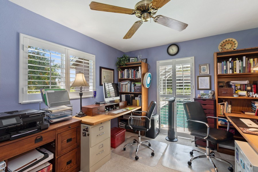 Real Estate Photography - 6520 Highland Pines Circle, Fort Myers, FL, 33966 - 3rd Bedroom