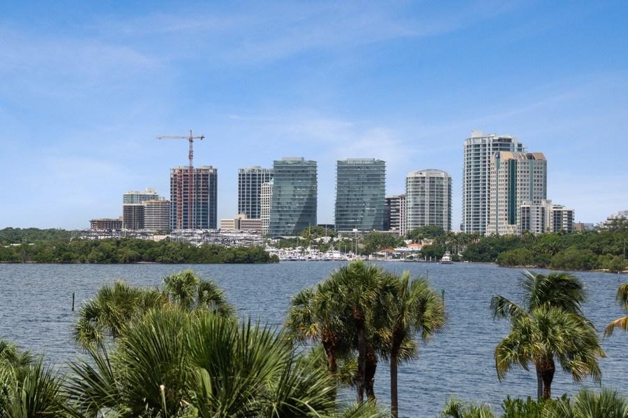 Real Estate Photography - 1 Grove Isle Dr, Unit# A306, Miami, FL, 33133 - View