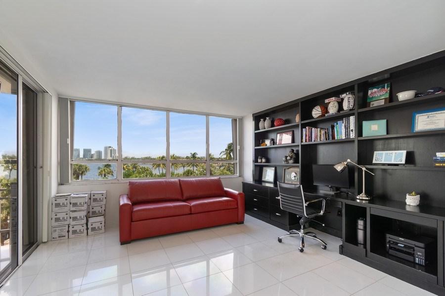 Real Estate Photography - 1 Grove Isle Dr, Unit# A306, Miami, FL, 33133 - Bedroom