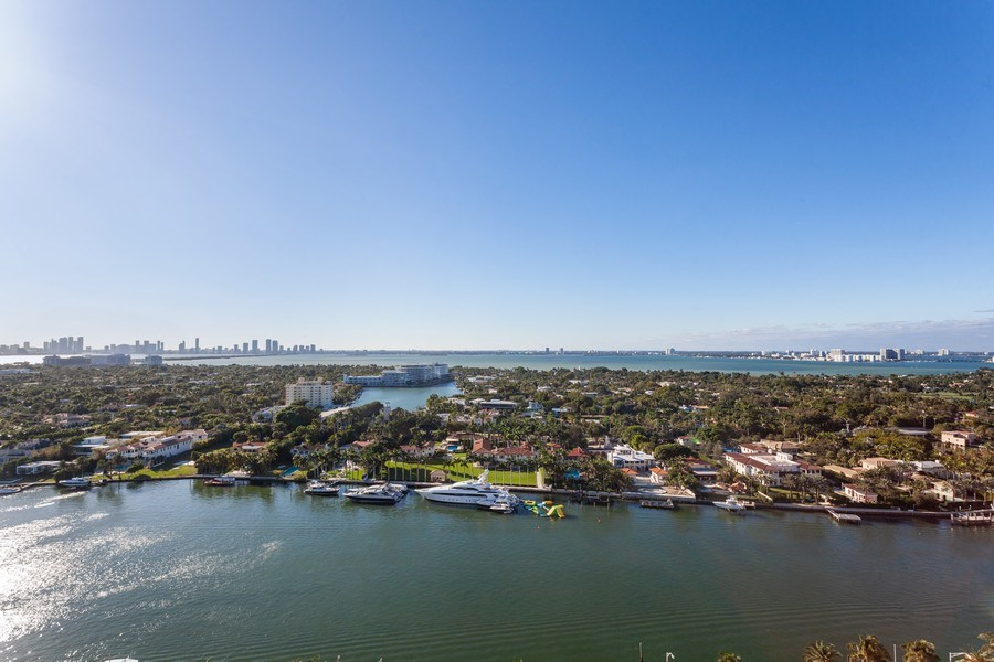 Real Estate Photography - 4779 Collins Ave, Unit 2406, Miami Beach, FL, 33140 - Views
