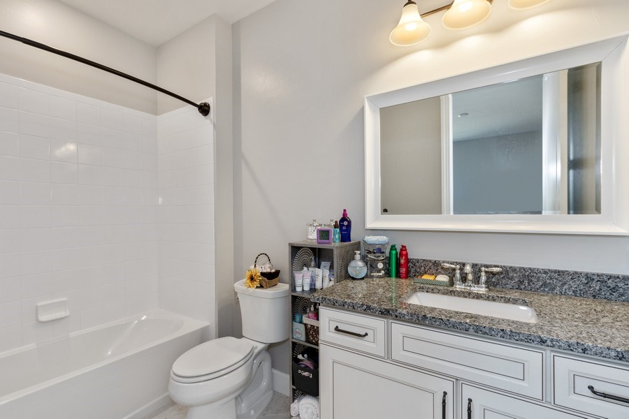 Real Estate Photography - 17454 Newberry Lane, Estero, FL, 33928 - 3rd Bathroom