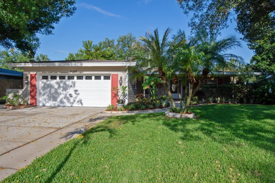 Real Estate Photography - 4146 Indianapolis Street NE, St Petersburg, FL, 33703 - On highly desired SHORE ACRES in NE St Pete!