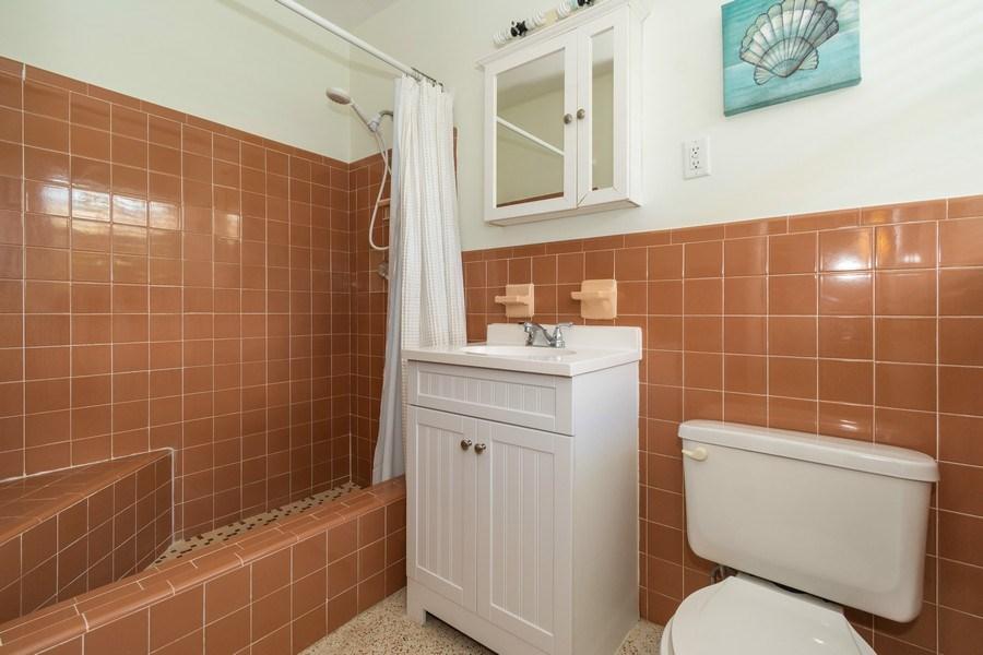 Real Estate Photography - 2648 Middle River Dr, Fort Lauderdale, FL, 33306 - Master Bath North Unit