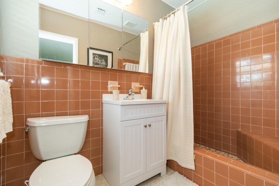 Real Estate Photography - 2648 Middle River Dr, Fort Lauderdale, FL, 33306 - Second Bathroom South Unit