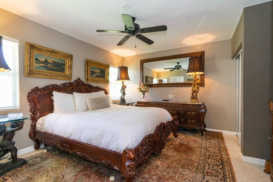 Real Estate Photography - 2648 Middle River Dr, Fort Lauderdale, FL, 33306 - Master Bedroom South Unit
