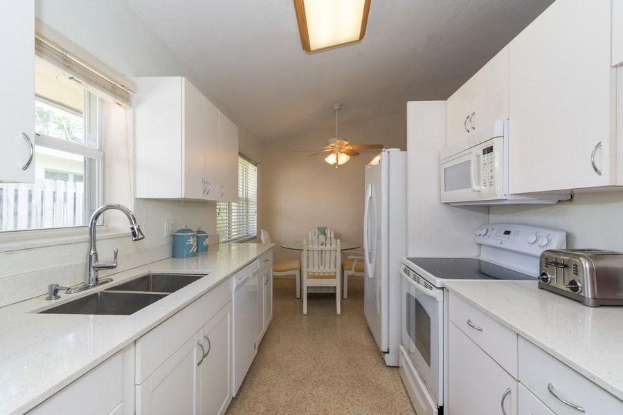 Real Estate Photography - 2648 Middle River Dr, Fort Lauderdale, FL, 33306 - Kitchen North Unit