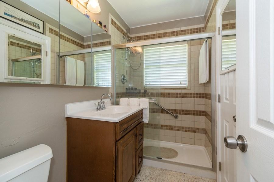 Real Estate Photography - 2648 Middle River Dr, Fort Lauderdale, FL, 33306 - Master Bathroom South Unit