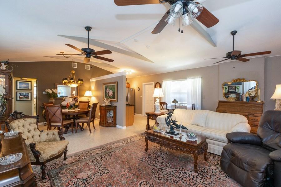 Real Estate Photography - 2648 Middle River Dr, Fort Lauderdale, FL, 33306 - Living Room/Dining Room