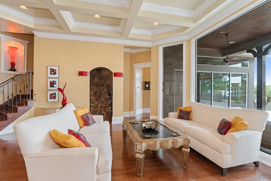 Real Estate Photography - 42 Minnehaha Circle, Maitland, FL, 32751 - Living Room