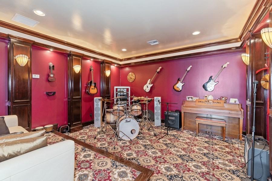 Real Estate Photography - 42 Minnehaha Circle, Maitland, FL, 32751 - Media Room