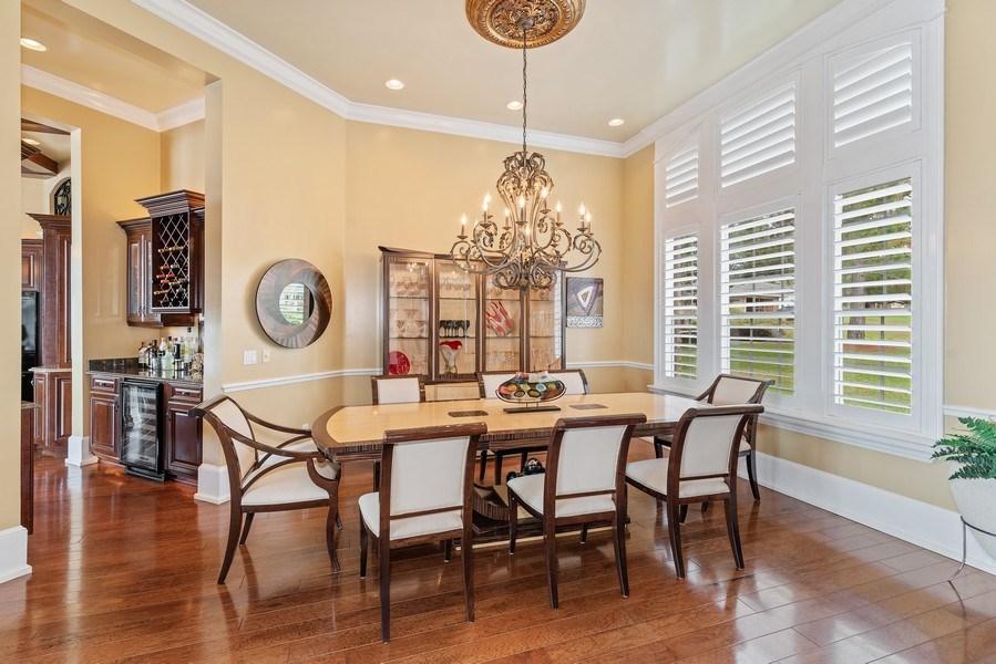 Real Estate Photography - 42 Minnehaha Circle, Maitland, FL, 32751 - Dining Room