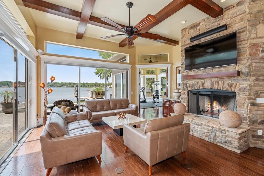 Real Estate Photography - 42 Minnehaha Circle, Maitland, FL, 32751 - Family Room
