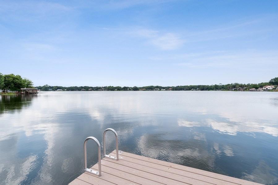 Real Estate Photography - 42 Minnehaha Circle, Maitland, FL, 32751 - Lake