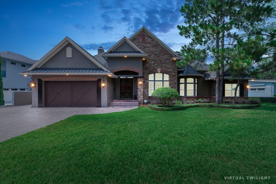 Real Estate Photography - 42 Minnehaha Circle, Maitland, FL, 32751 - Front View