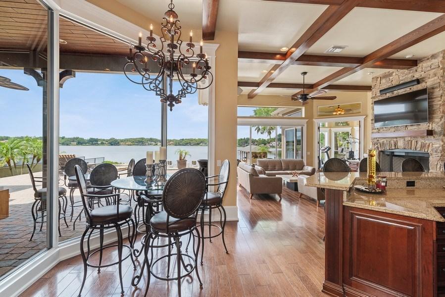 Real Estate Photography - 42 Minnehaha Circle, Maitland, FL, 32751 - Breakfast Nook
