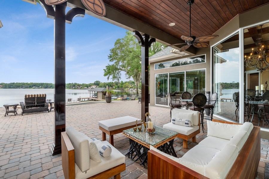 Real Estate Photography - 42 Minnehaha Circle, Maitland, FL, 32751 - Patio