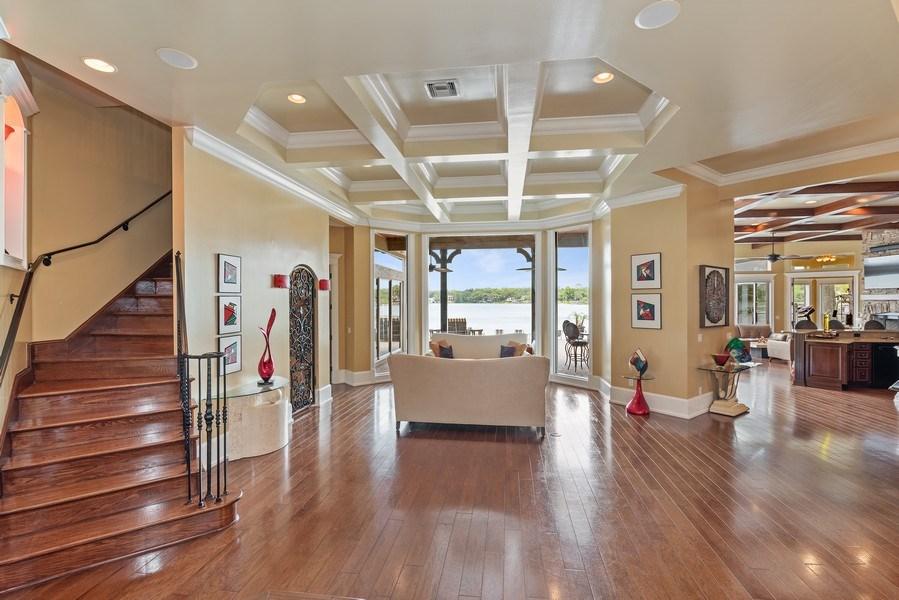 Real Estate Photography - 42 Minnehaha Circle, Maitland, FL, 32751 - Living Room / Dining Room