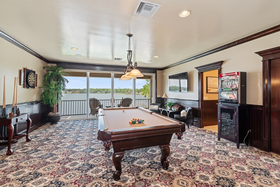 Real Estate Photography - 42 Minnehaha Circle, Maitland, FL, 32751 - Play / Recreational Room