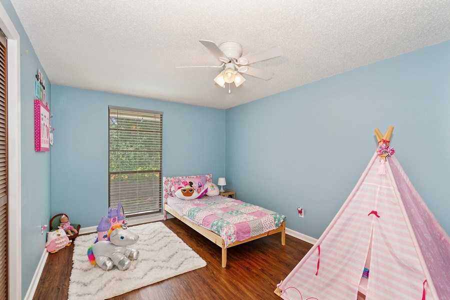 Real Estate Photography - 12703 Rainforest Street, Temple Terrace, FL, 33617 - 2nd Bedroom