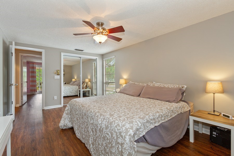 Real Estate Photography - 12703 Rainforest Street, Temple Terrace, FL, 33617 - Master Bedroom
