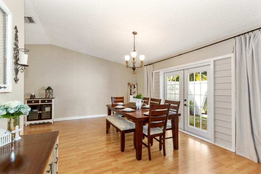 Real Estate Photography - 12703 Rainforest Street, Temple Terrace, FL, 33617 - Dining Room