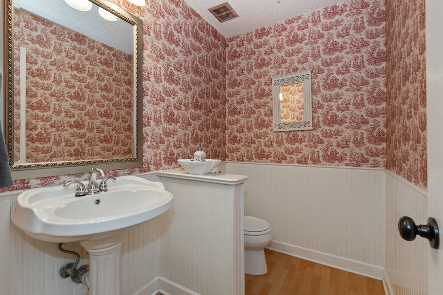 Real Estate Photography - 12703 Rainforest Street, Temple Terrace, FL, 33617 - Half Bath