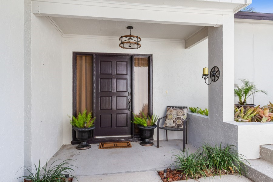 Real Estate Photography - 12703 Rainforest Street, Temple Terrace, FL, 33617 - Entryway