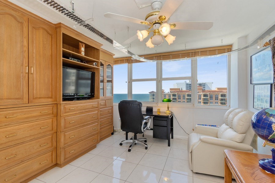 Real Estate Photography - 2030 S Ocean Drive, #2020, Hallandale Beach, FL, 33009 - Bedroom