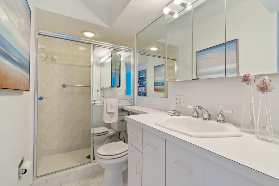 Real Estate Photography - 2030 S Ocean Drive, #2020, Hallandale Beach, FL, 33009 - Bathroom