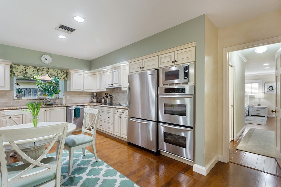 Real Estate Photography - 10 Saranac Road, Sea Ranch Lakes, FL, 33308 - Kitchen