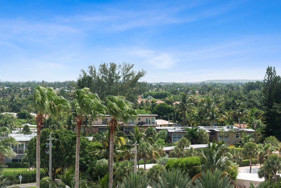 Real Estate Photography - 1500 S Ocean Blvd, S601, Boca Raton, FL, 33432 - View