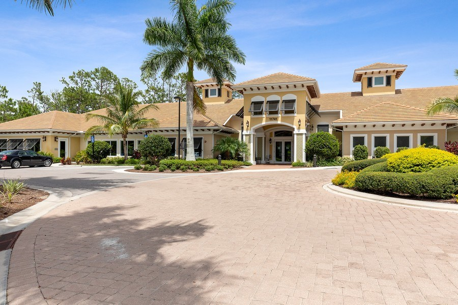 Real Estate Photography - 11261 Suffield St, Fort Myers, FL, 33913 - Clubhouse