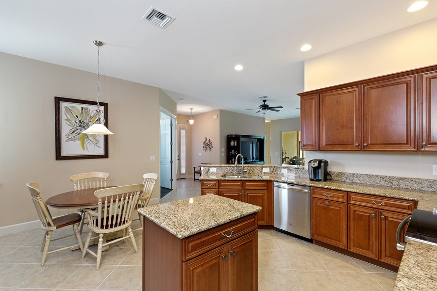 Real Estate Photography - 11261 Suffield St, Fort Myers, FL, 33913 - Kitchen