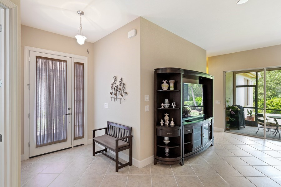 Real Estate Photography - 11261 Suffield St, Fort Myers, FL, 33913 - Foyer