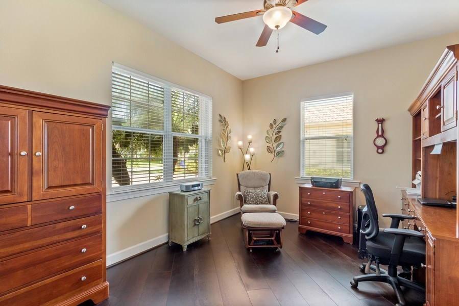 Real Estate Photography - 11261 Suffield St, Fort Myers, FL, 33913 - Den