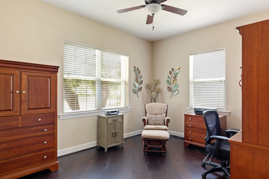 Real Estate Photography - 11261 Suffield St, Fort Myers, FL, 33913 - Office