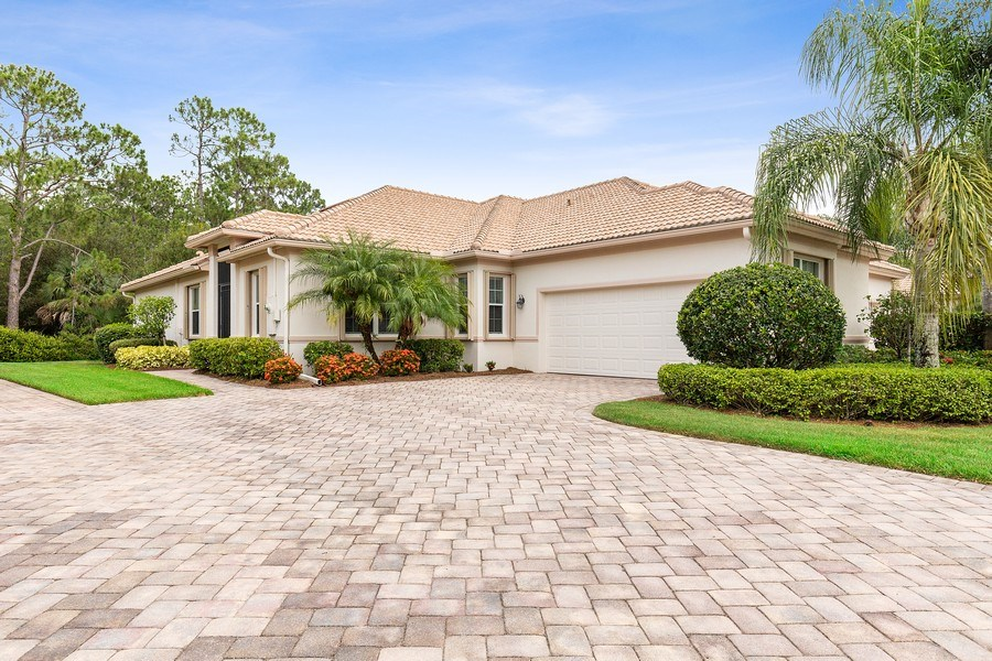 Real Estate Photography - 11261 Suffield St, Fort Myers, FL, 33913 - Front View