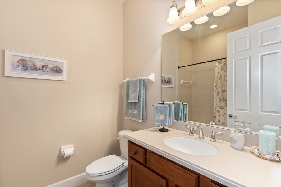 Real Estate Photography - 11261 Suffield St, Fort Myers, FL, 33913 - 2nd Bathroom