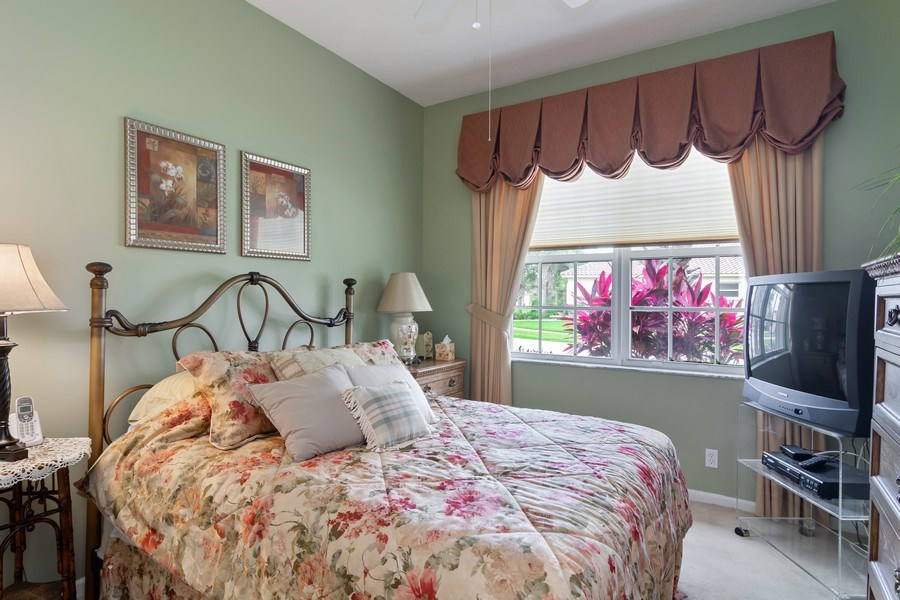 Real Estate Photography - 405 NW Springview Loop, Port St. Lucie, FL, 34986 - 2nd Bedroom