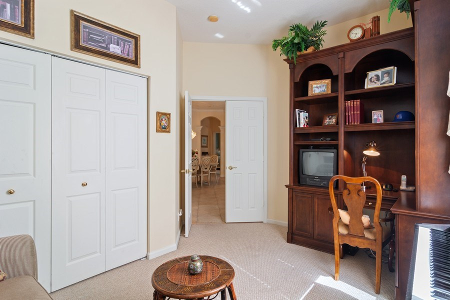 Real Estate Photography - 405 NW Springview Loop, Port St. Lucie, FL, 34986 - 3rd Bedroom