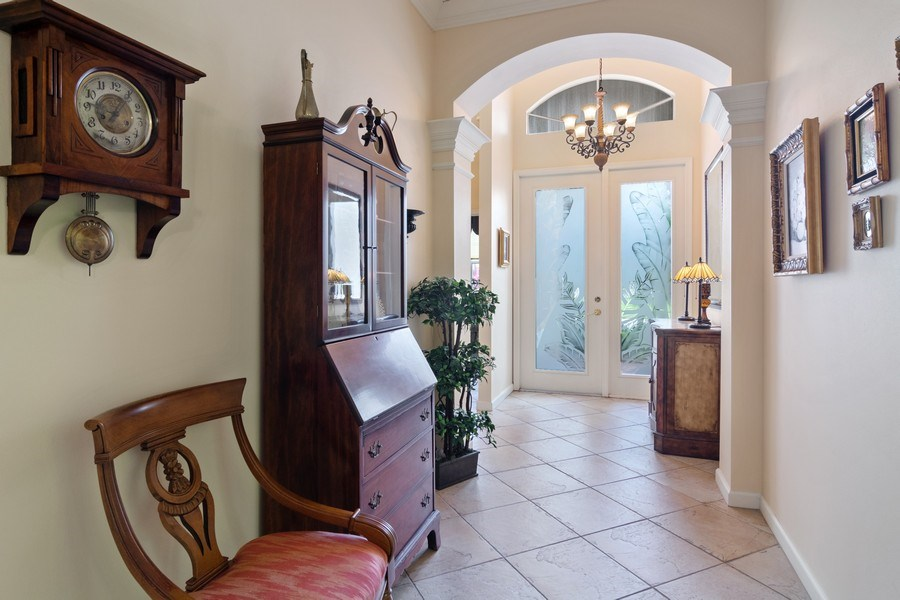 Real Estate Photography - 405 NW Springview Loop, Port St. Lucie, FL, 34986 - Foyer