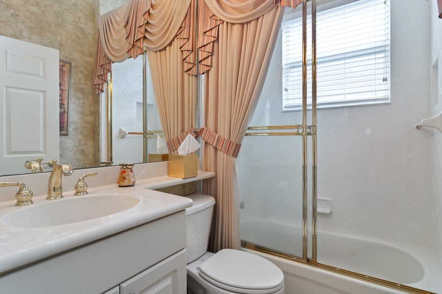Real Estate Photography - 405 NW Springview Loop, Port St. Lucie, FL, 34986 - Bathroom