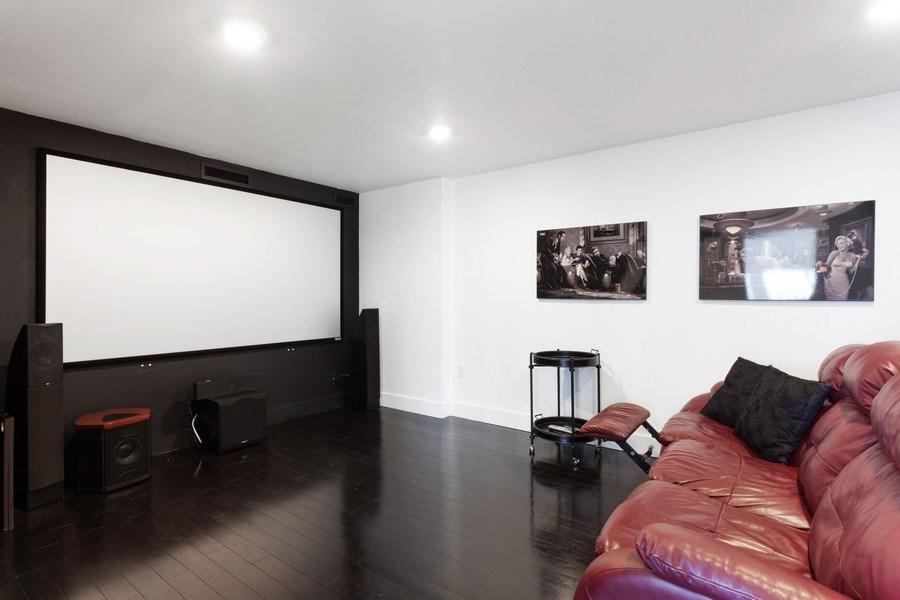 Real Estate Photography - 2 GROVE ISLE DR. #B201-02, MIAMI, FL, 33133 - Theater