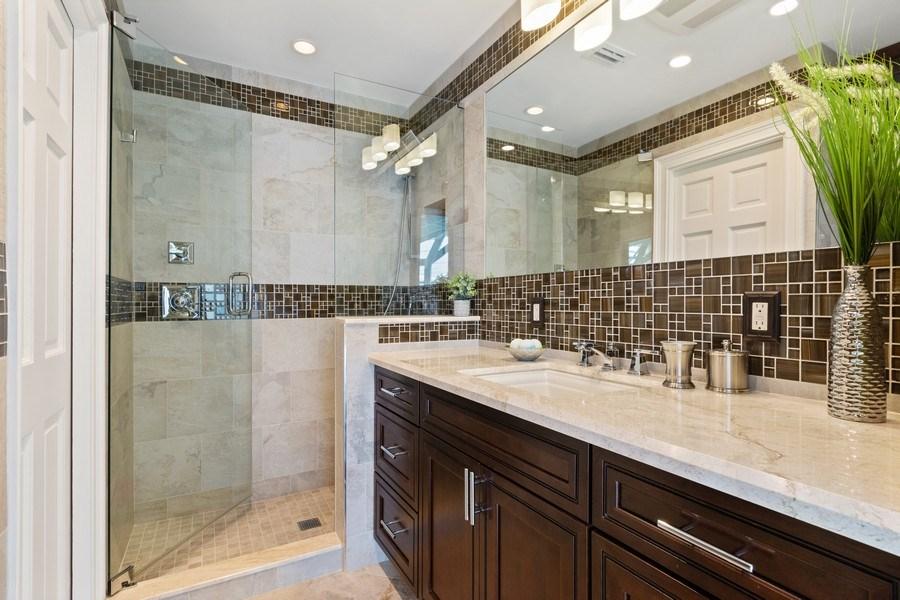 Real Estate Photography - 2113 NE 63rd St, Fort Lauderdale, FL, 33308 - Master Bathroom