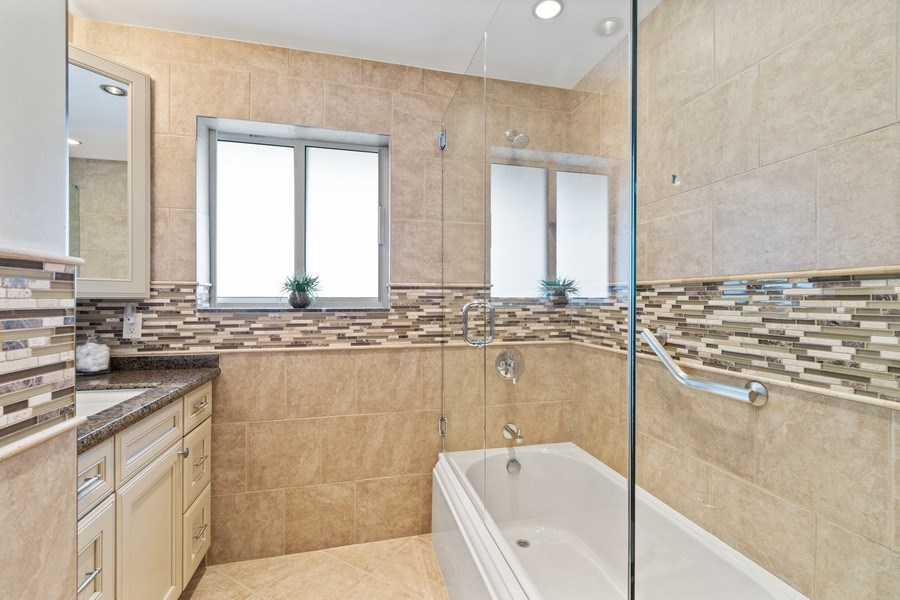 Real Estate Photography - 2113 NE 63rd St, Fort Lauderdale, FL, 33308 - Bathroom