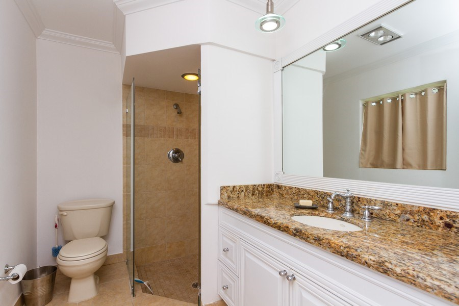 Real Estate Photography - 951 Holly Ln, Boca Raton, FL, 33486 - Master Bathroom