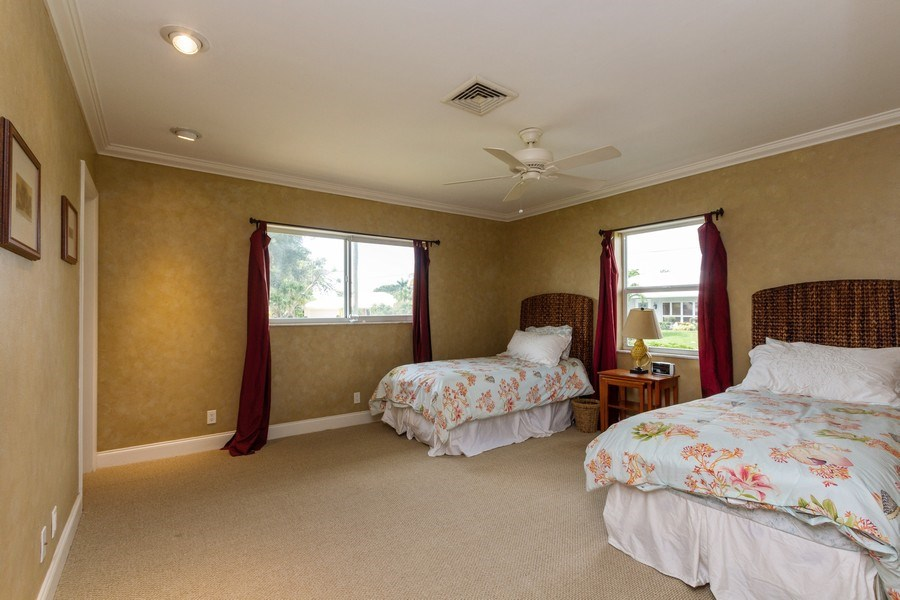 Real Estate Photography - 951 Holly Ln, Boca Raton, FL, 33486 - 2nd Bedroom