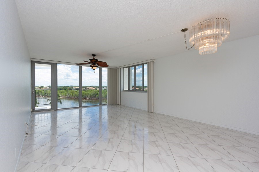 Real Estate Photography - 4750 S Ocean Blvd, Unit 605, Highland Bch, FL, 33487 - Dining Room